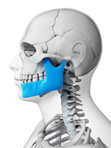 3D image about jaw health