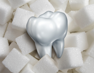tooth and sugar
