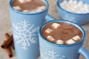 Hot Chocolate and Your Healthy Smile