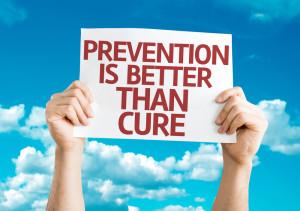 prevents