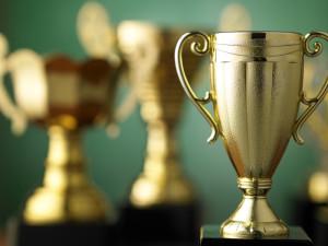 Trophy Symbolizes Best General Dentist of Fort Worth Award